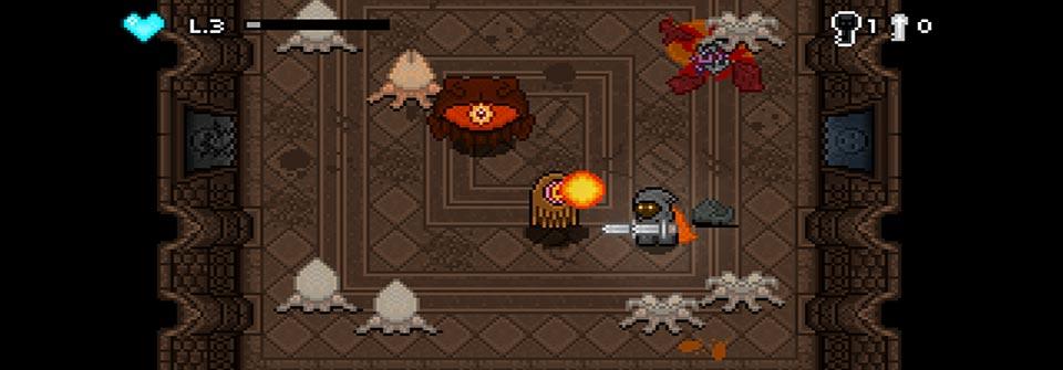 Roguelike dungeon crawler bit Dungeon II now available on Google