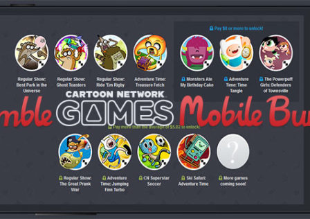 Humble-Cartoon-Network-Mobile-Bundle-Android