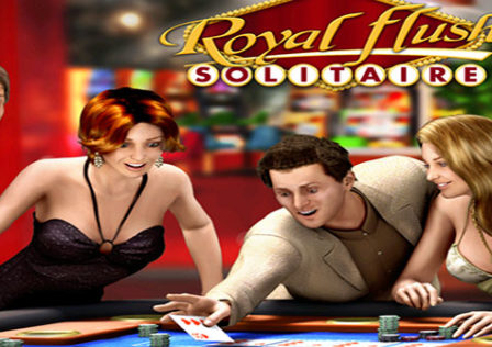 Royal-Flush-Solitaire-Android-Game