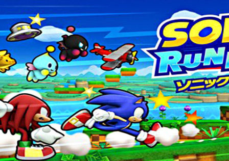 Sonic-Runners-Android-Game