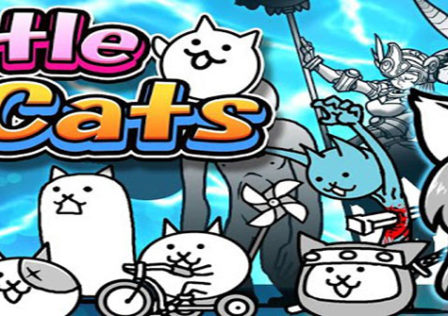 Battle-Cats-Android-Game