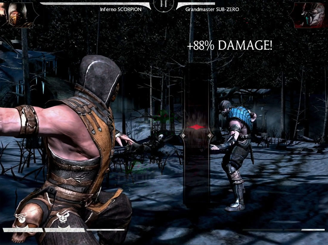 Why Mortal Kombat X for mobile is a decent game but could