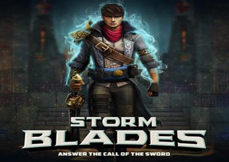 Stormblades-Game