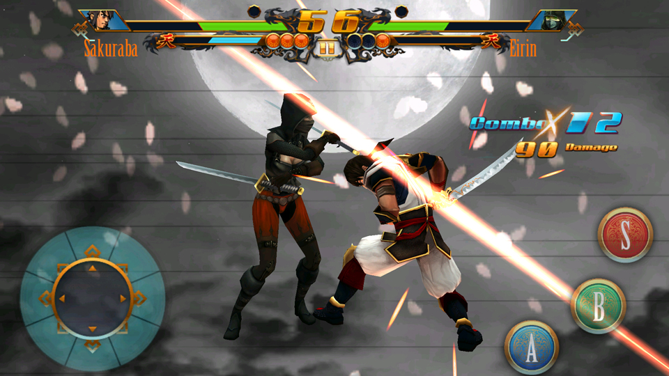 Game Review] Bladelords:The Fighting Game - Frantic and