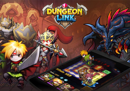 Dungeon-Link-Android-Game-live