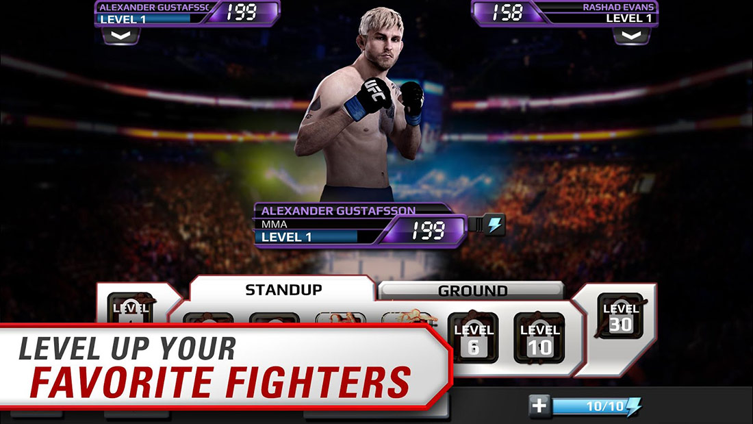 EA globally launches EA Sports UFC on Android today for free