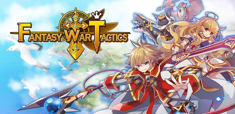 Fantasy-War-Tactics-Android-Game