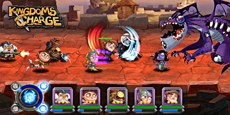 Kingdom-Charge-Android-Game