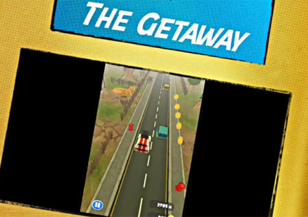The-Getaway-Android-Game