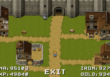 Dungeon-Crawler-Android-Game