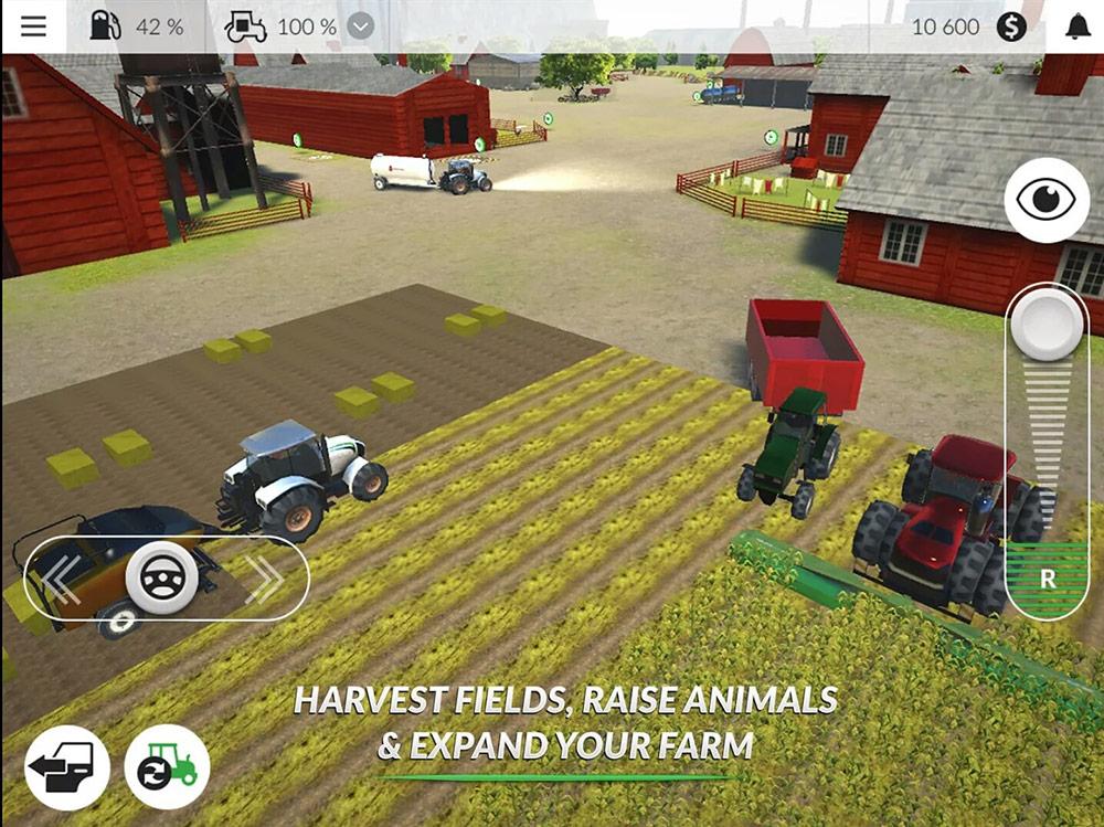 Скачать на андроид игру ферма симулятор 2015