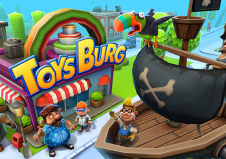 Toysburg-Android-Game