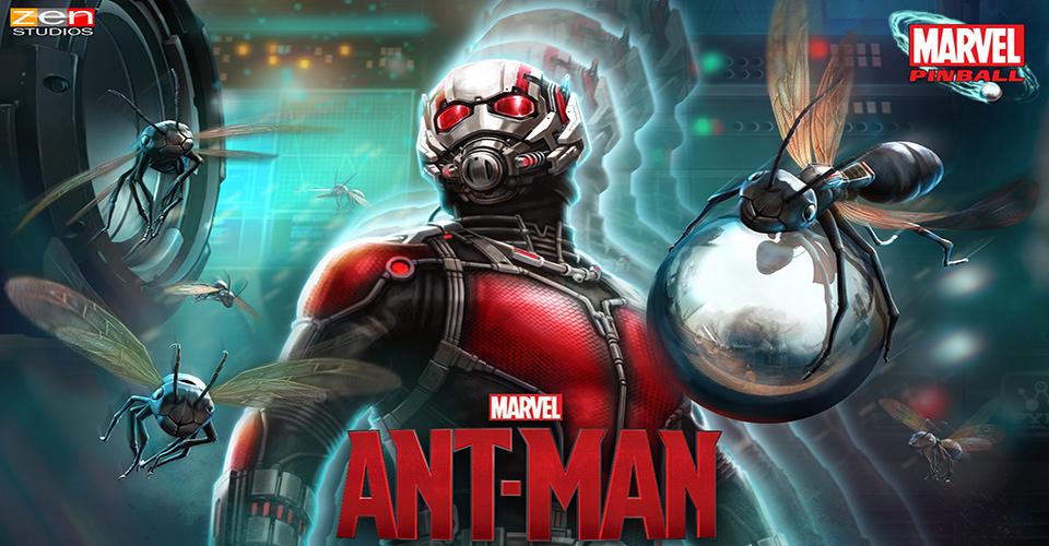 Ant-Man-Zen-Pinball-Android-Game