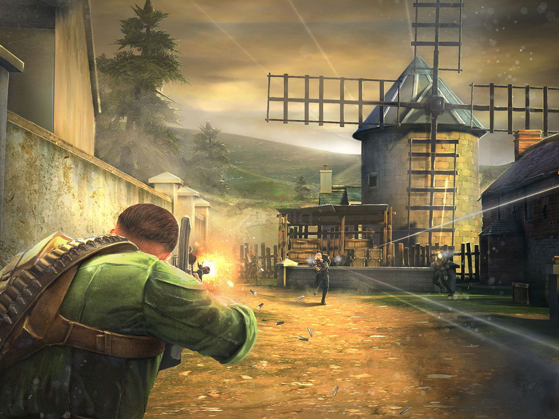 download brothers in arms apkpure