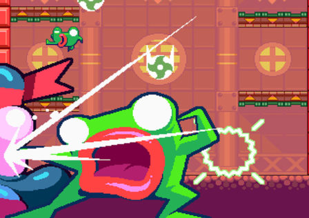Green-Ninja-Android-Game