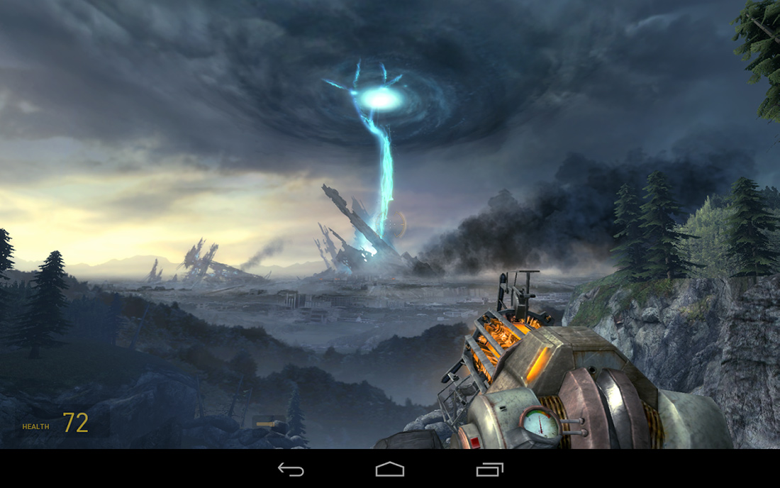 Four new games arrive for Nvidia Shield devices: Half-Life 2