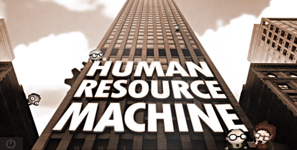Human-Resource-Machine-Android-Game