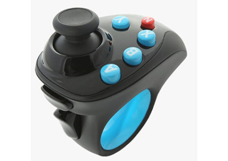 Nod-Backspin-Controller