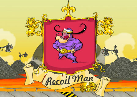 Recoilman-Android-Game