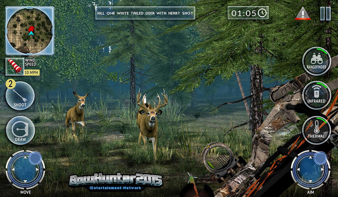 Bow Hunter 2015 will soon be updated with new Excalibur Crossbows
