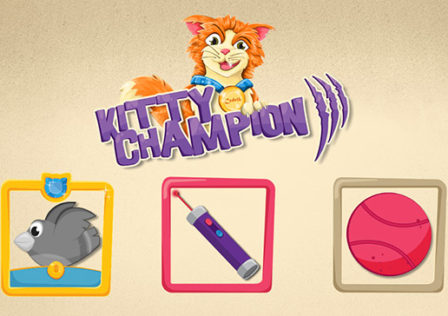 Kitty-Champion-Android-Game