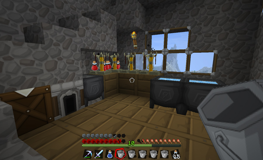Here's what to expect when Minecraft: Pocket Edition version