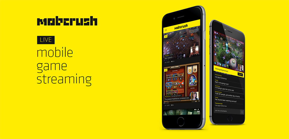 Mobcrush-Android-App