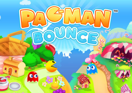 Pac-Man-Bounce-Android-Game