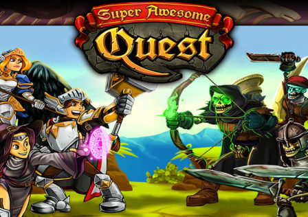 Super-Awesome-Quest-Android-Game