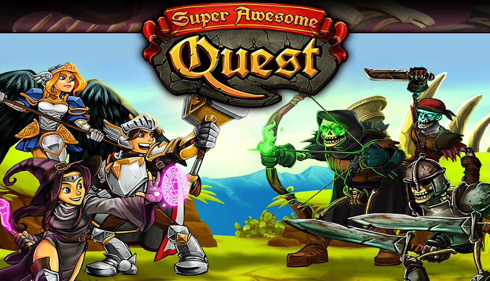 Update: Released] Upcoming RPG called Super Awesome Quest