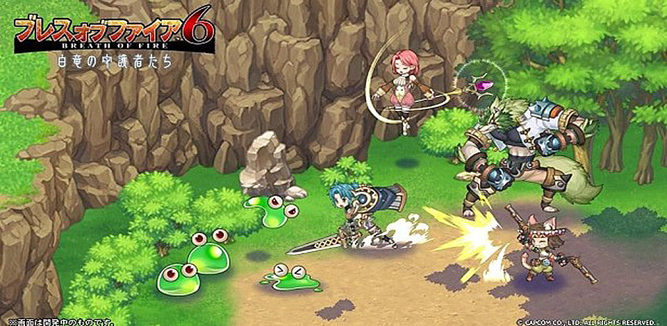 Breath-of-Fire-6-Android-Game