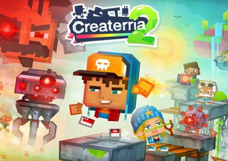 Createrria-Android-Game