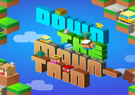 Down-the-Mountain-Game