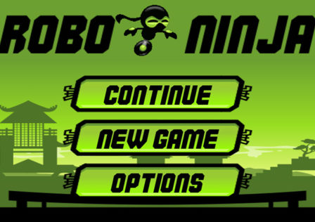 Robo-Ninja-Android-Game