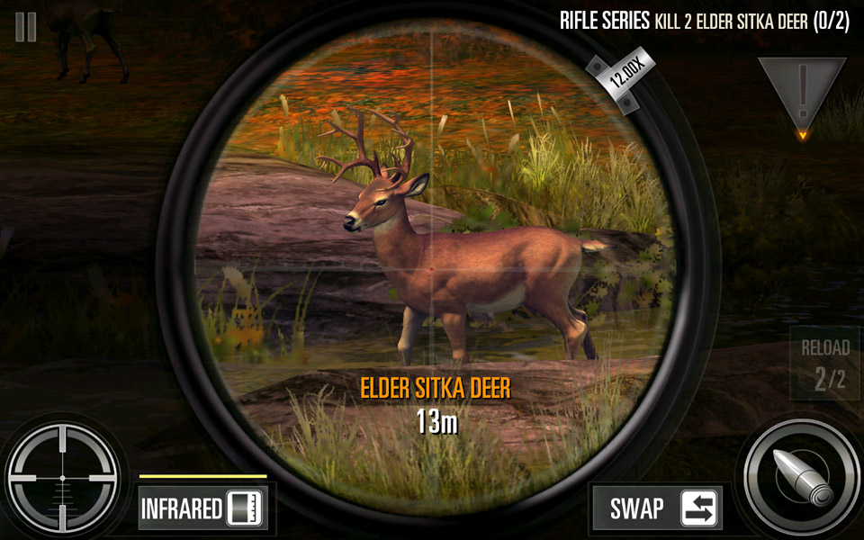 an analysis of the deer hunter Bucking the trend 1924 i am hunting in northern north carolina an analysis of the deer hunter this week.