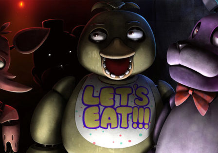 FNAF-World-Android-Game