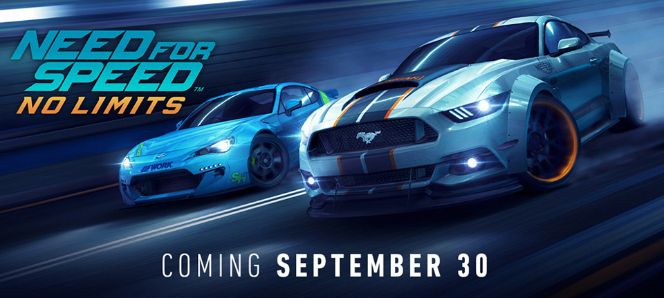 UPDATE: Game Released] Need for Speed: No Limits will finally