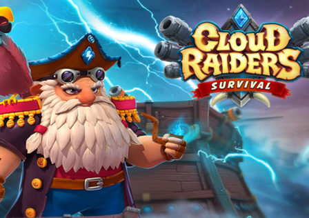 Cloud-Raiders-Survival-Arena-Android-Game