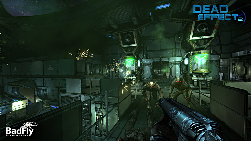 There is a sequel to Dead Effect to launch in early ...