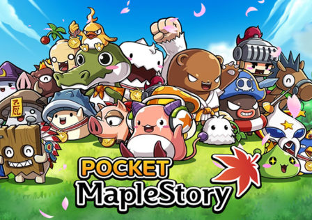 Pocket-Maple-Story-Android-Game