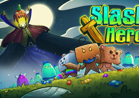 Slashy-Hero-Android-Game
