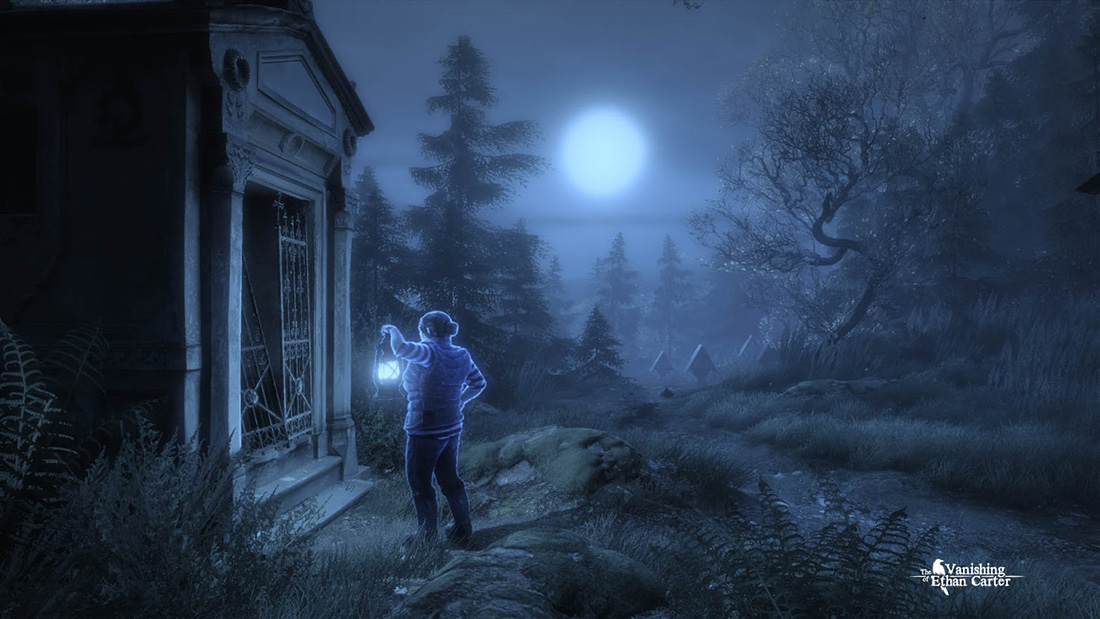 Unreal Engine 4 Remastered The Vanishing of Ethan Carter Redux Hits