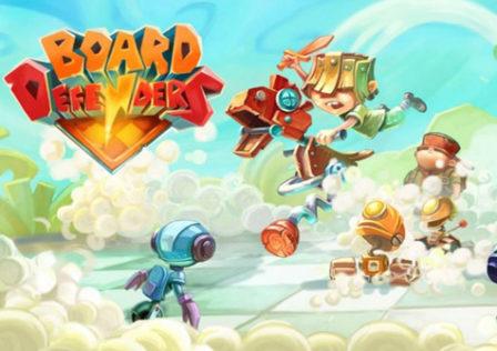 Board-Defenders-Game