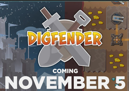 Digfender-Android-Game