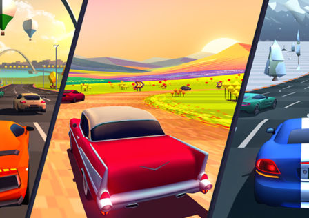 Horizon-Chase-Android-Game