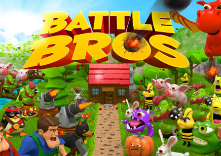 Battle-Bros-Android-Game