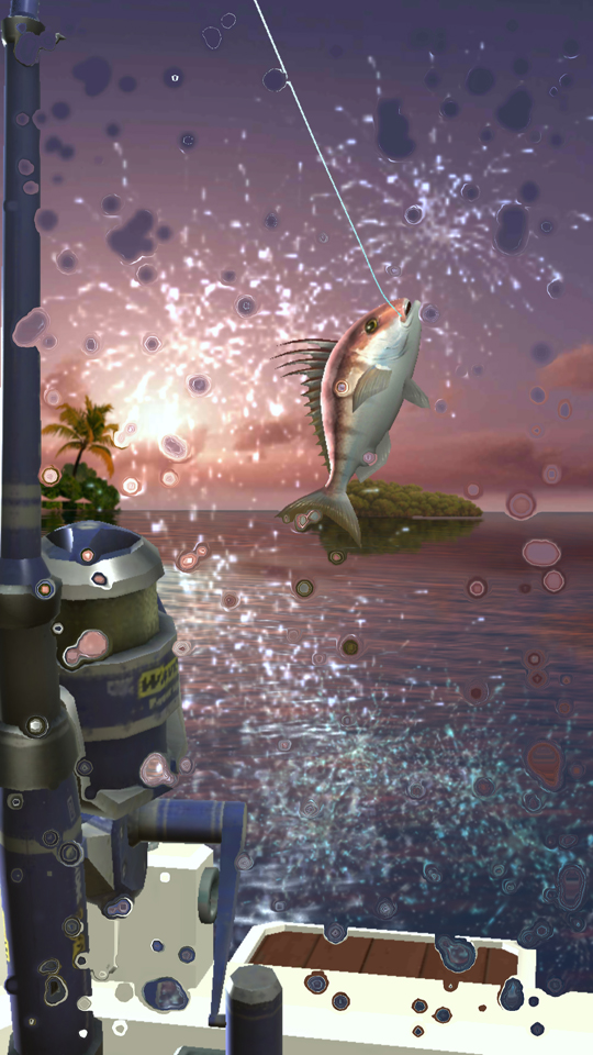 Game review fishing hook take the bait this game is for Fishing hook game