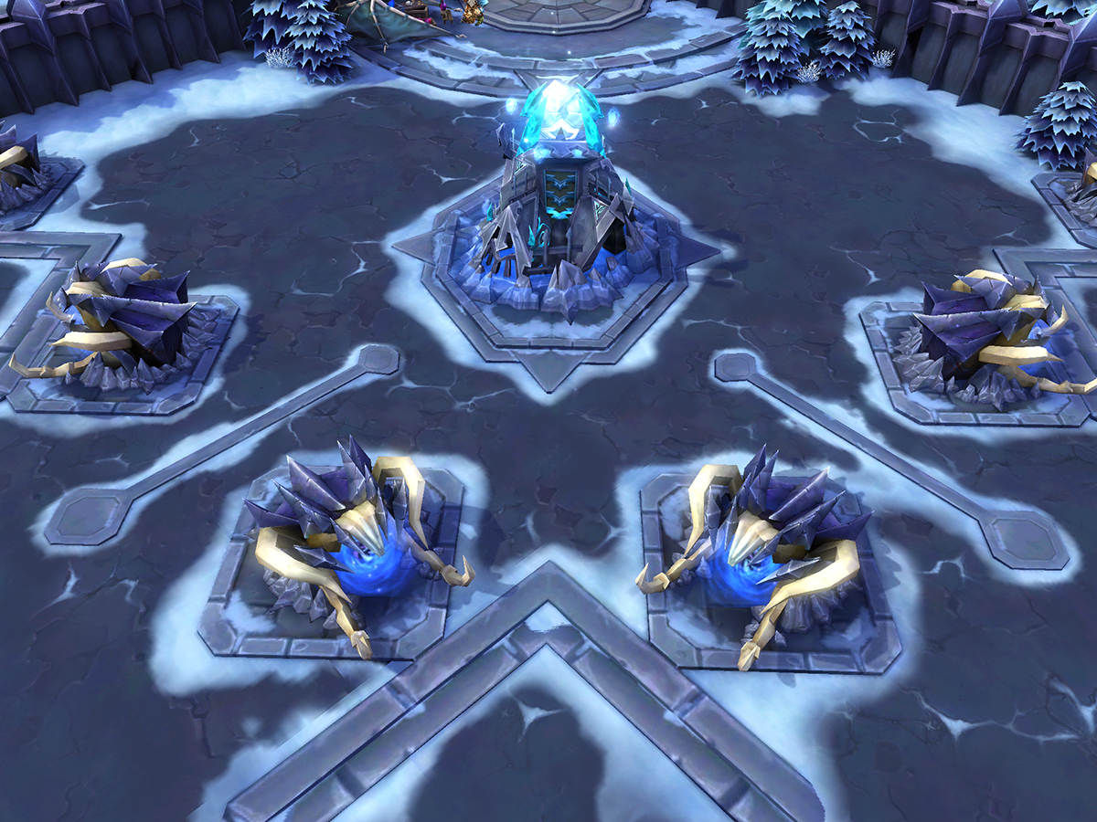 Heroes of Order and Chaos MOBA gets a big update with a whole new