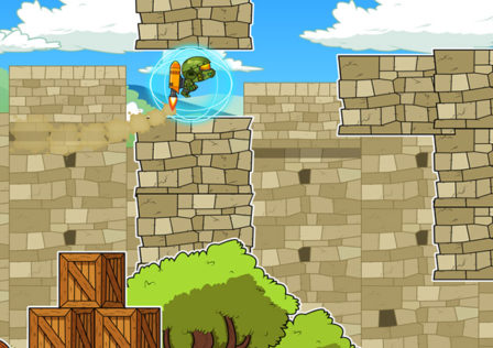 Jetpack-Jo-Android-Game