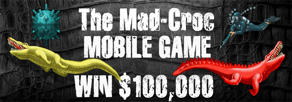 Mad-Croc Xmas Challenge begins today and the winner will net